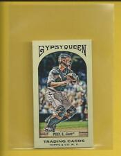 Buster Posey 2011 Topps Gypsy Queen MINI Card # 94 San Francisco Giants 2nd Year