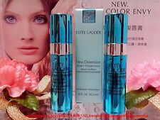 ☾2 Pcs☽Estee Lauder New Dimension Shape + Fill Expert Serum◆(4ml/0.14oz)◆Fr ee/P!