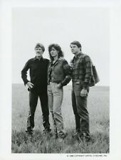 ROBERT URICH KRIS KRISTOFFERSON CHRISTINE LAHTI AMERIKA ORIG 1986 ABC TV PHOTO