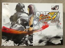 PS3 Sony Madcatz Street fighter IV arcade stick Fight Boxed IV 4 tournament ed