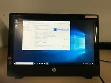 HP 100B ALL-IN-ONE PC- AMD E350 1.60GHz CPU- 4GB MEM/250HD  DVDRW KB+Mouse Win10
