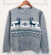 NEW UNIQLO Boys Pullover Sweater Size 11