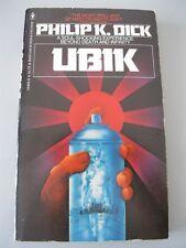 Ubik Philip K. Dick 1st Edition 1st Print Bantam - Excellent