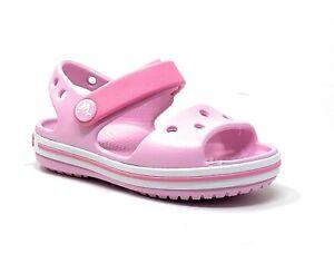 Sandalo da mare CROCS 12856-6GD PINK Bambina