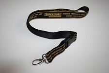 Supersport Pleausure Unlimited Tuning Schlüsselband / Lanyard NEU!!