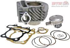 Zylindersatz Zylinderkit Naraku 170ccm 61mm-157QMJ, GY6 150ccm-Schwinn,SYM,Baja