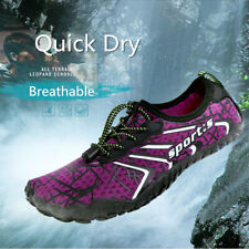 New Men's Water Shoes Women Breathable Quick Dry for Swim Diving Surf Aqua Sport
