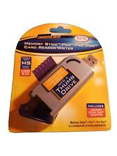 New Digital Concepts Memory Stick / Pro/ Pro Duo Card Reader/Writer. USB 2.0