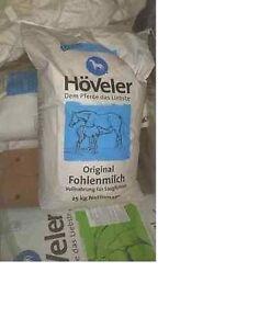 Höveler Fohlenmilch Fohlenstarter 25kg 3,99€/kg Trockenmilch Trockenpulver