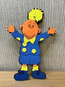 Foam Wall Stickers Rare Large Colourful Retired Collectable The Tweenies NEW