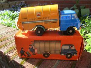 Skoda Müllfahrzeug in OVP