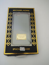 """Michael Kors"" iPhone 6 Case, Case with Michael Kors logo - Cost $58. Bargain!"