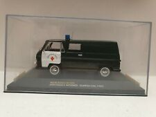 IXO Altaya Mercedes-benz N1300 1987 Civil Guard Police Collection 1/43 in cabine