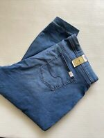 Levi's Signature Womens Skinny Jogger Pants Plus Size 28 Stretch Blue NWT New