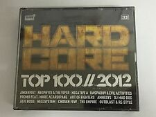 Hardcore Top 100 - 2012 - Various Artists (2 CD Set) NEW/SEALED