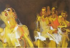 "JIM JONSON ""END OF RUN"" - LITHOGRAPH ON PAPER, LTD. ED. 300, COA, 24"" x 16"""