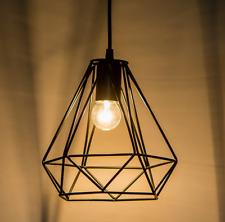 Pendelleuchte Draht in Innenraum Lampen   eBay