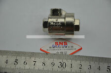 "Pneumatic Quick Exhaust Air Valve 1/8"" BSPT Brass Body BQE-01"