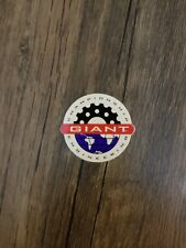 Giant Championship Engineering Bicycles Sticker - Vintage