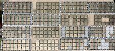 Mix Lot Of 300 Intel core 2 duo Processors Cpus E8600 E8500 E8400 E6500 E7500