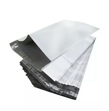 New listing Poly Mailers 10x13 – 100 pack - 2.5Mil White Shipping Envelopes - Shipping Bags