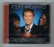 CLIFF RICHARD - SOULICIOUS - 15 TITRES - 2011 - NEUF NEW NEU