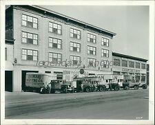 1937 Redman Van & Storage Salt Lake City Original News Service Photo