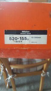 Vernier height gauge 300mm
