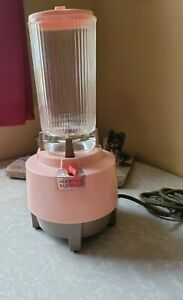 Vintage Waring Blendor/Blender Retro Pink