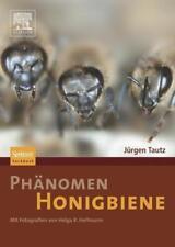 Phänomen Honigbiene von Jürgen Tautz (Buch) NEU