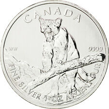 Monnaies, Canada, 5 Dollars Puma 2012, 1 once Argent, KM 1164 #88753