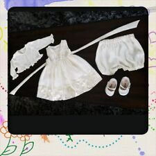 Cinderella Infant Baby Girl Sleeveless White Dress Size 18 Months