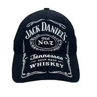 Jack Daniels Old No. 7 Tennessee Sour Mash Whiskey Black Small Medium Hat