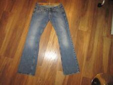 "GUESS ""BELAR"" Ladies Designer Fly Button Jeans - Size 29"" Waist - 33"" Leg"