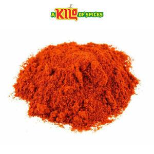Cayenne Pepper Ground Powder Premium Blend A* Grade Free UK P&P 100g - 10kg