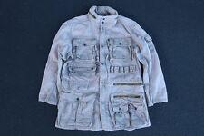 Vintage Ralph Lauren Safari Hunting Jacket M-65 Field RRL Polo Military Fishing