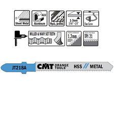 CMT Lame per seghetti per legno Cod.: JT218A