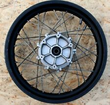 Yamaha XT660Z Tenere 2008 2009 2010 2011 2012 2013 2014 rear wheel disc rim 17