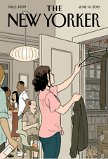 THE NEW YORKER   JUNE 14, 2021   HOW CITIES REVIVE