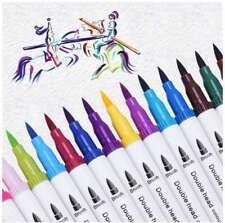 Fieltro Punta Para Colorear Bolígrafos-pack de 50 en una caja holográfica-Surtido de Colores