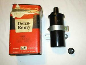 NOS GM Delco Remy 1115112 Ignition Coil 1959-1962 Oldsmobile 1115087 1115202