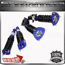 Coilover Suspension kit 2008-2013 Subaru Impreza WRX STi Adjustable Height Blue