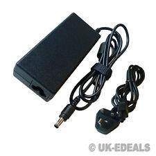 19v Para Samsung Adp-60zh D Laptop cargador adaptador Power Supply + plomo cable de alimentación