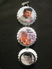 "Dean Martin ""Handmade"" Inside Rear View Mirror Ornament ~ **Gift Idea"