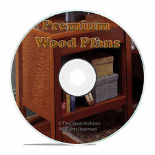 PREMIUM PLANS, BUILD YOUR OWN TOOLS, TOYS AND FURNITURE HOW TO BUILD WOODCRAFTS