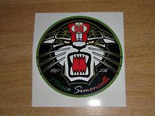 "Marco Simoncelli 58 ""ciao marco"" sticker 10cm"