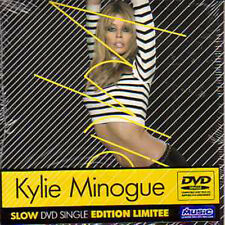 DVD single FRENCH Card Kylie MINOGUE Slow Limited Ed.++ RARE ++