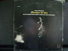 Alto Sax Jazz.   Phil Woods. 'Musique Du Bois'