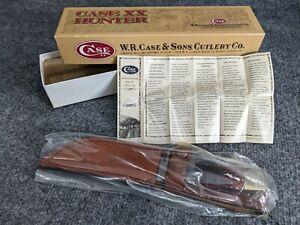 Exceptional - 1998 CASE XX HUNTER -  #647-5SS - Slab Side Knife