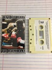 DJ Juice #43 Ready to Rumble Mixtape CASSETTE Tape 90s Hip Hop NYC
